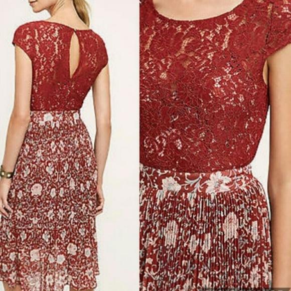 52853e6895ef Anthropologie Dresses & Skirts - Anthropologie Arcadia dress